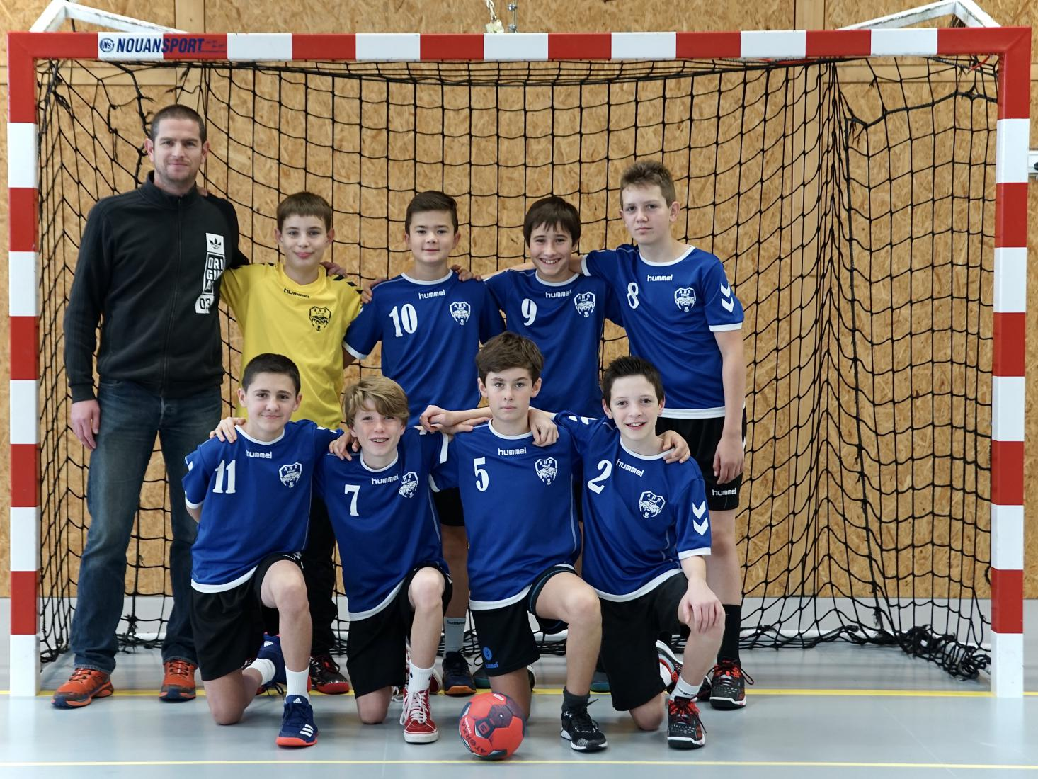 VALLET -14 M - Association Handball Vallet