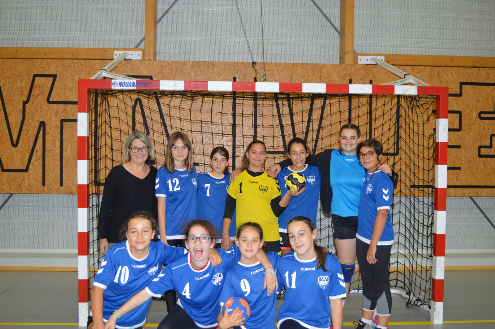 VALLET -14 F - Association Handball Vallet