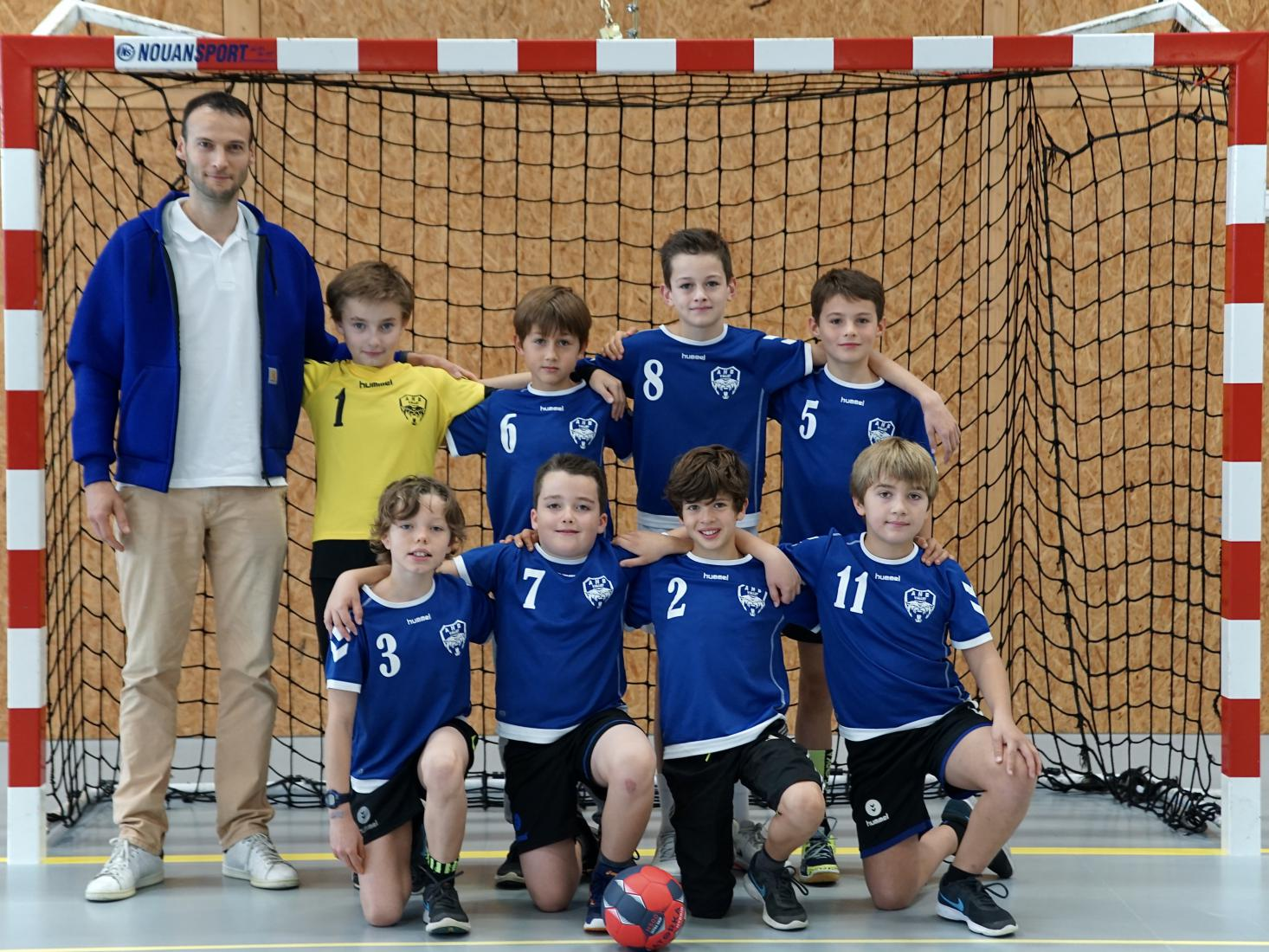 VALLET -12 M (1) - Association Handball Vallet