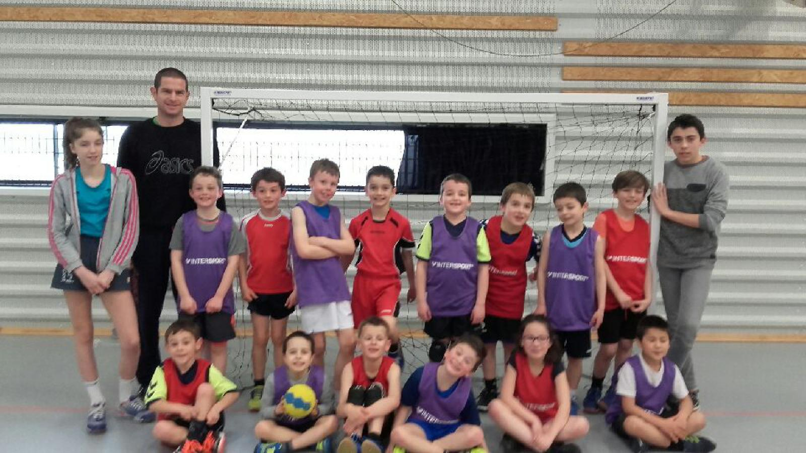 VALLET Ecole de Hand - Association Handball Vallet