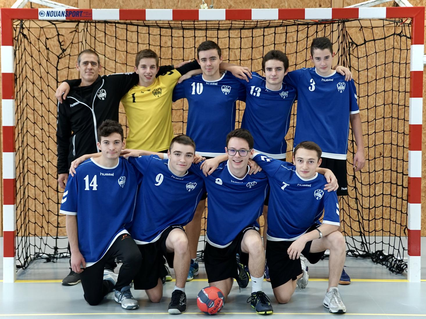 VALLET -19 M - Association Handball Vallet